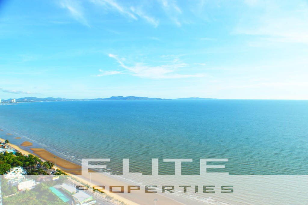 *SOLD* Aeras Beachfront Condominium - One Bedroom Condo for Sale - Jomtien