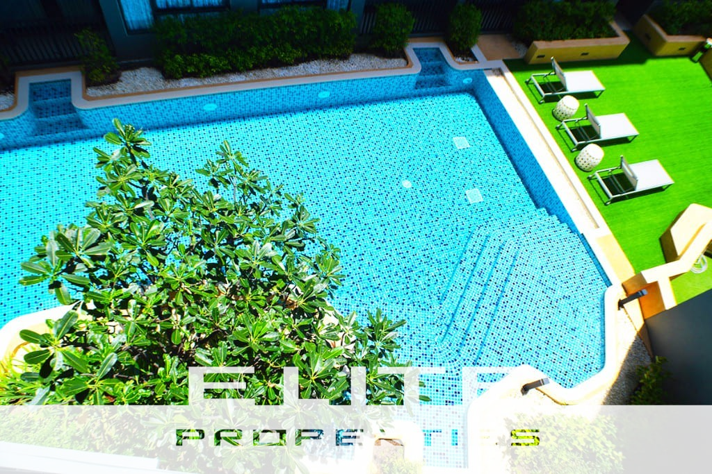 A Nice One Bedroom offering a Modern Urban Lifestyle in the Heart of Pattaya - Central Pattaya
