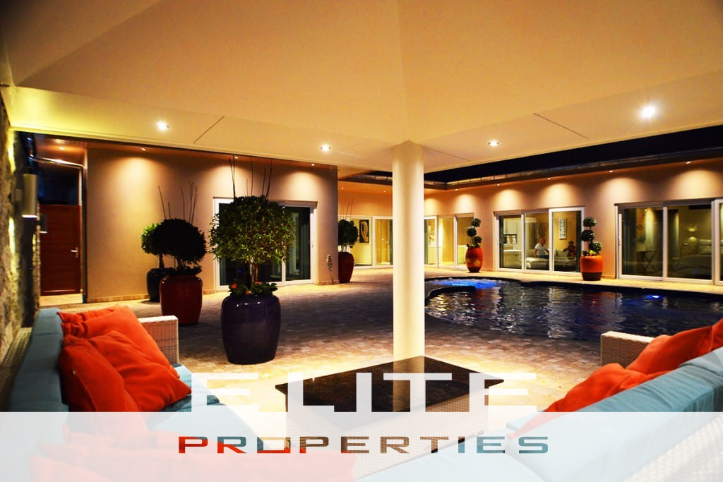 Majestic Residence - Three Bedroom Private Pool Villa for Sale - Pratumnak