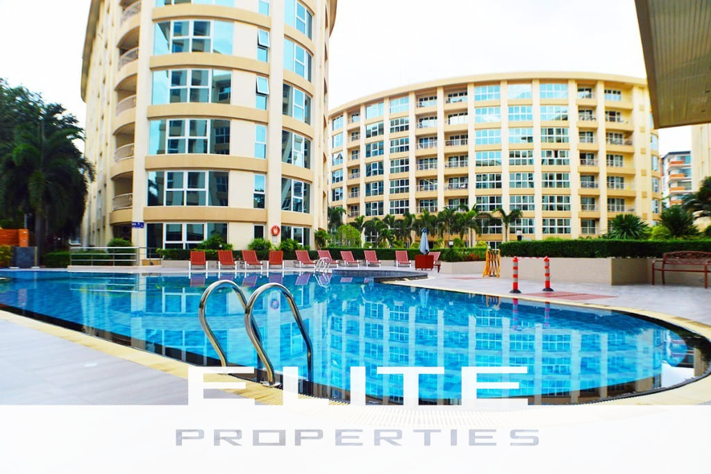 City Garden Pattaya - One Bedroom for Sale - Central Pattaya
