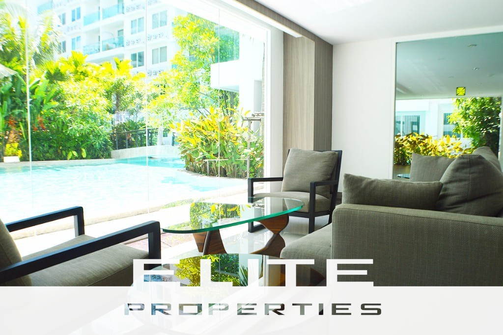 The Amazon Residence - Two Bedroom Condo for Sale - Jomtien